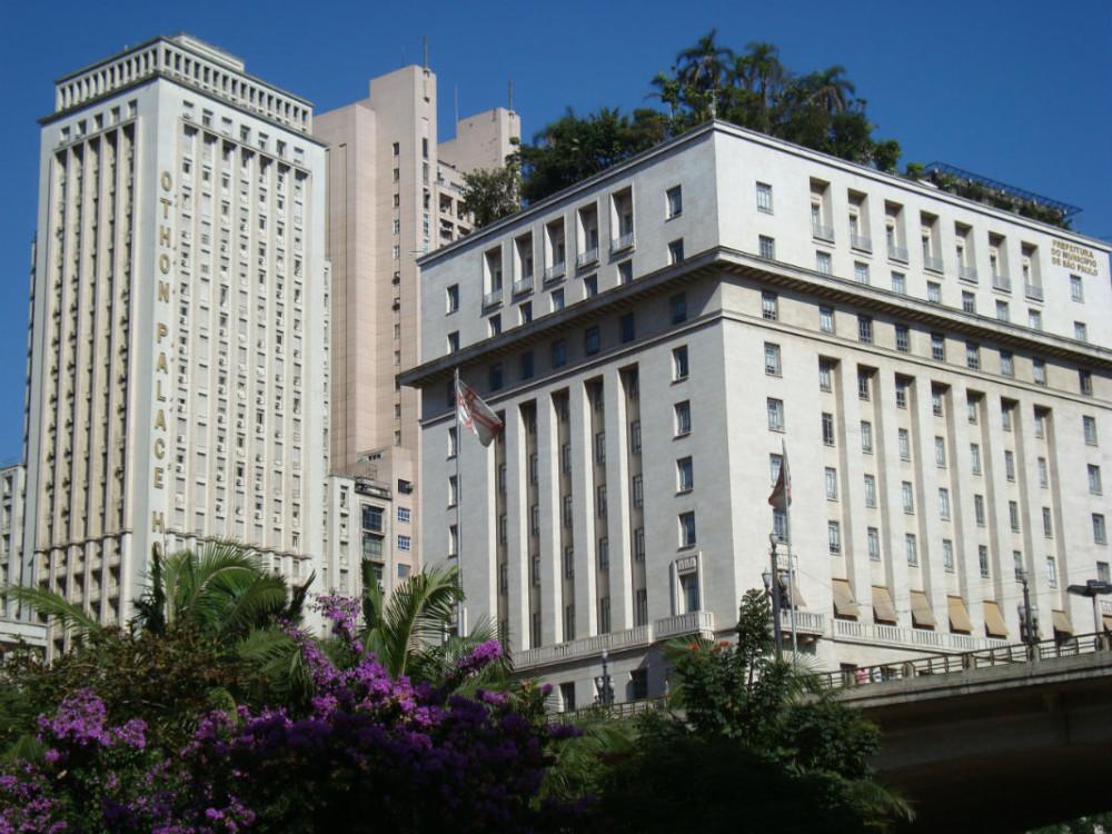 Edifício Conde Matarazzo em São Paulo